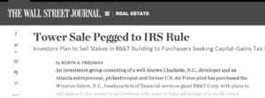 Ty Rhame IRS WSJ