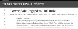 Ty Rhame IRS WSJ